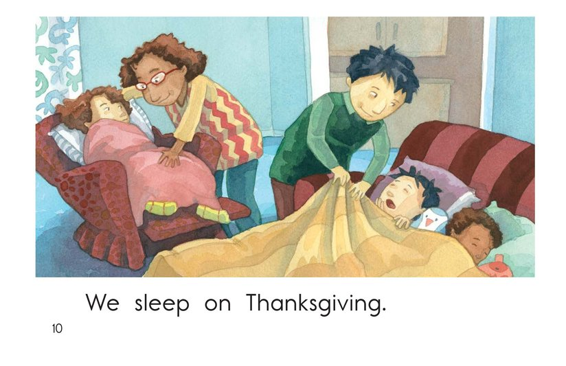 Book Preview For On Thanksgiving Page 10
