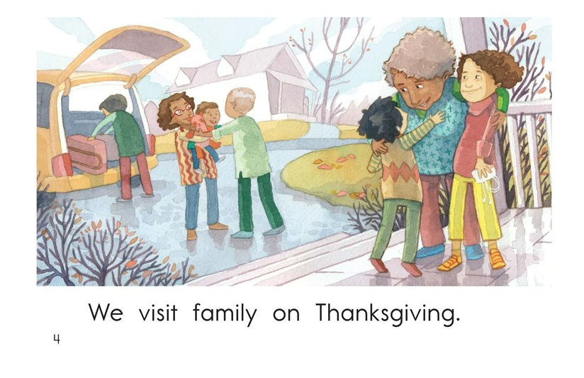 Book Preview For On Thanksgiving Page 4