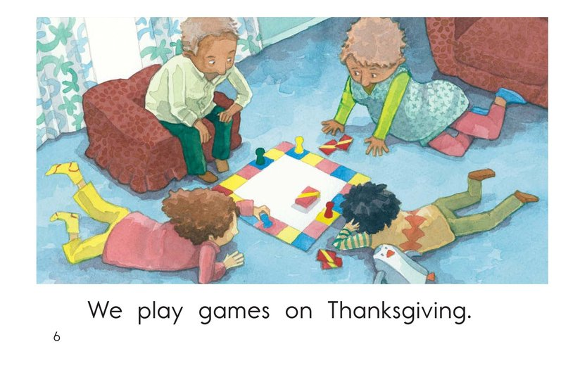 Book Preview For On Thanksgiving Page 6
