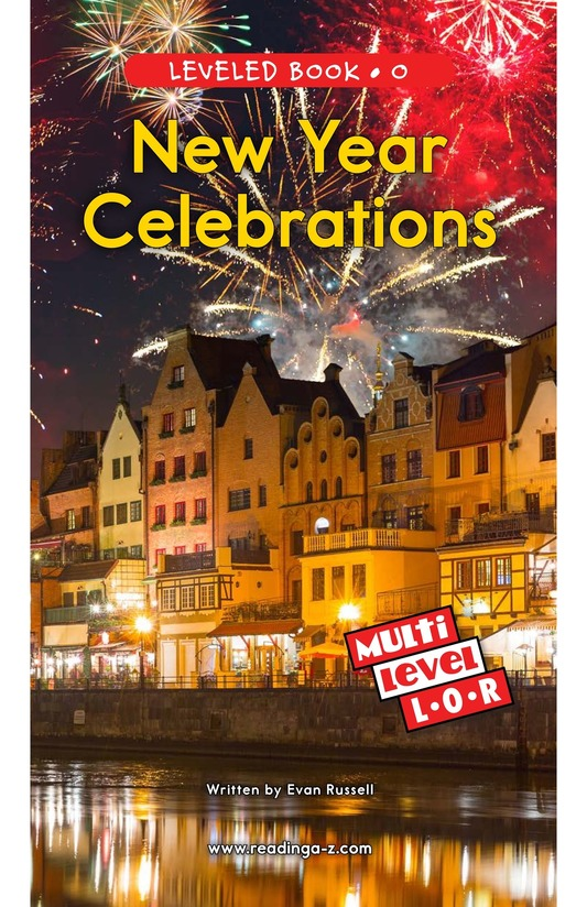Book Preview For New Year Celebrations Page 0