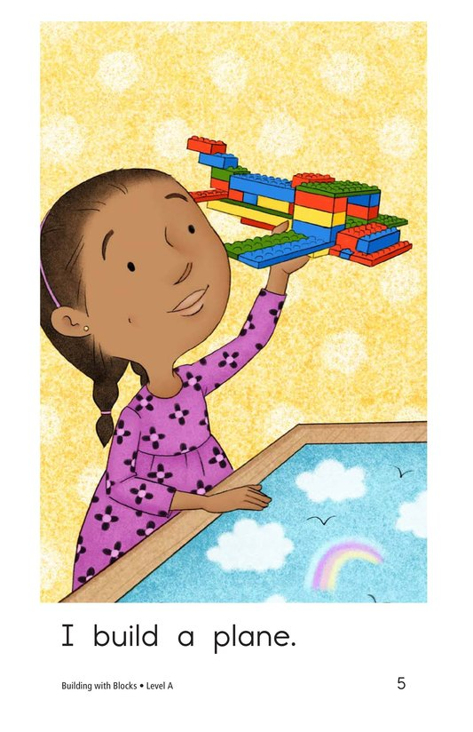 Book Preview For Building with Blocks Page 5