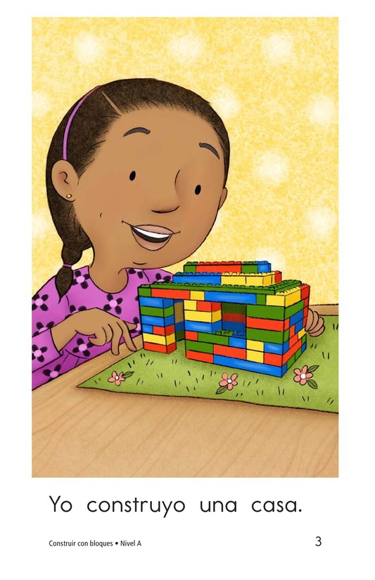 Book Preview For Building with Blocks Page 3