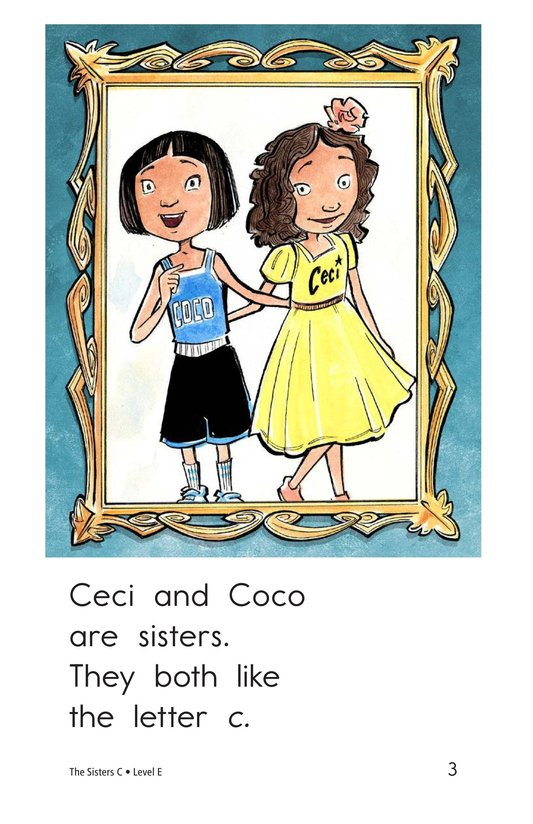 Book Preview For The Sisters C Page 3