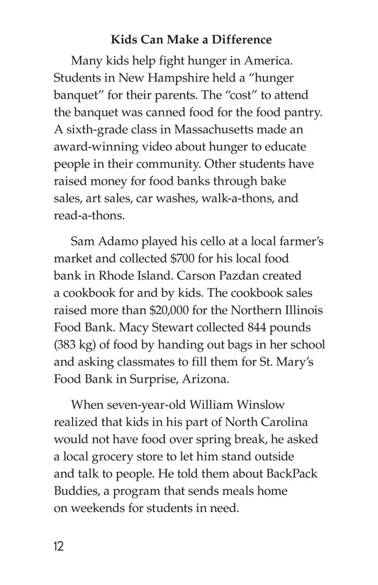Book Preview For Hungry Right Here? Page 12