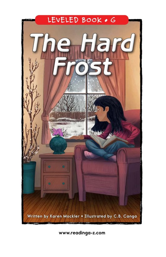 Book Preview For The Hard Frost Page 0
