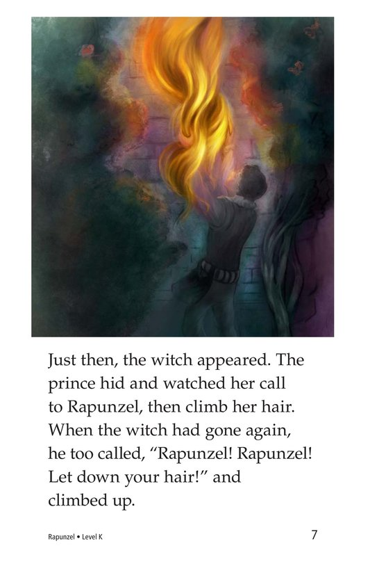 Book Preview For Rapunzel Page 7