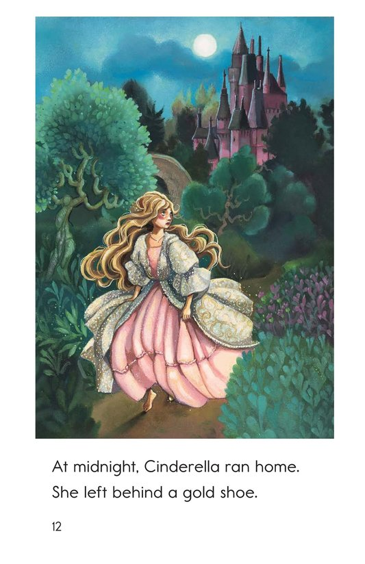 Book Preview For Cinderella Page 12