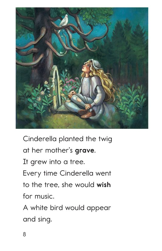Book Preview For Cinderella Page 8