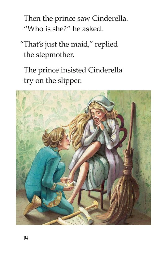 Book Preview For Cinderella Page 14