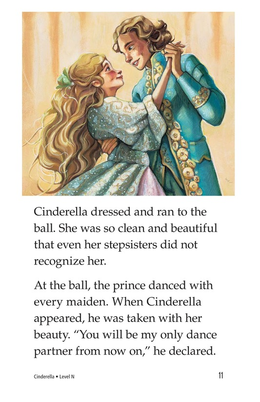 Book Preview For Cinderella Page 11