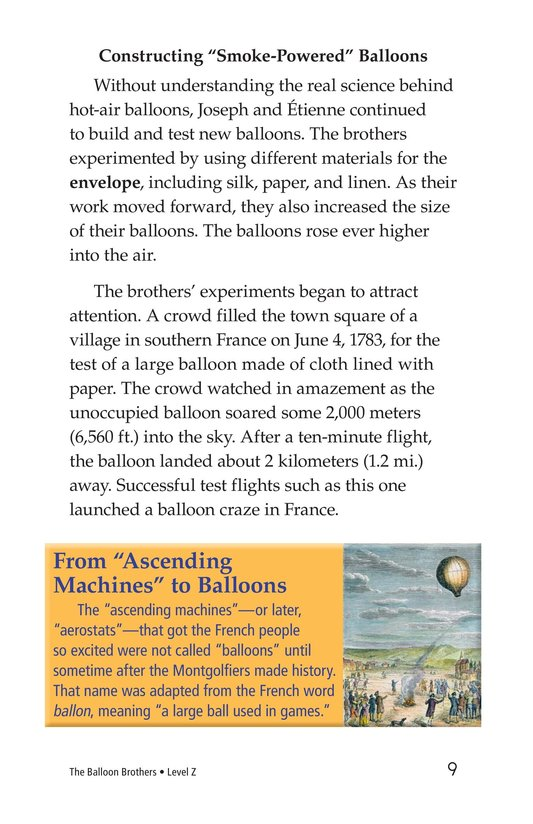 Book Preview For The Balloon Brothers Page 9