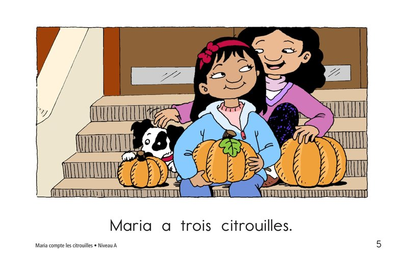 Book Preview For Maria Counts Pumpkins Page 5