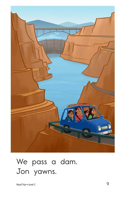 Book Preview For Road Trip Page 9