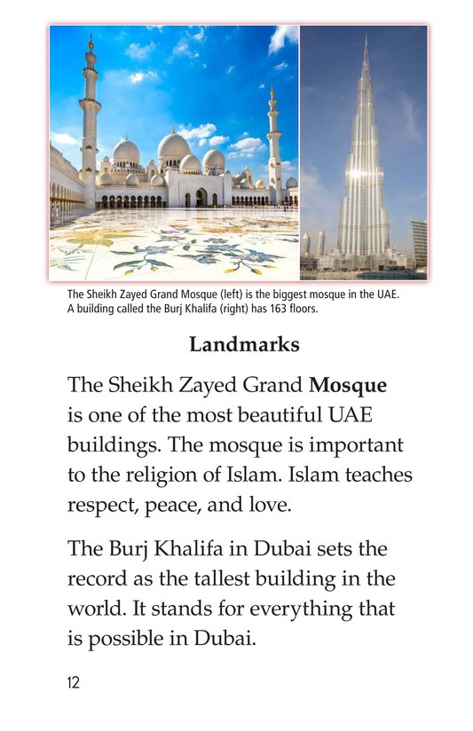 Book Preview For United Arab Emirates Page 12