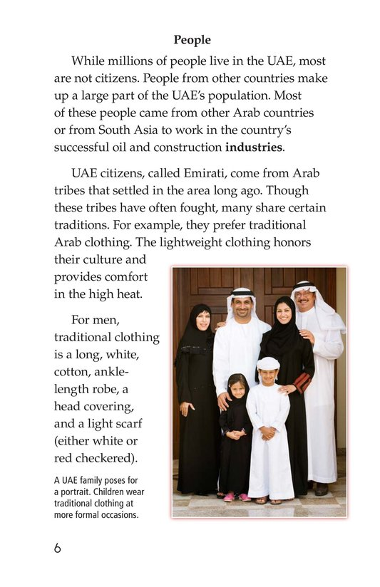 Book Preview For United Arab Emirates Page 6