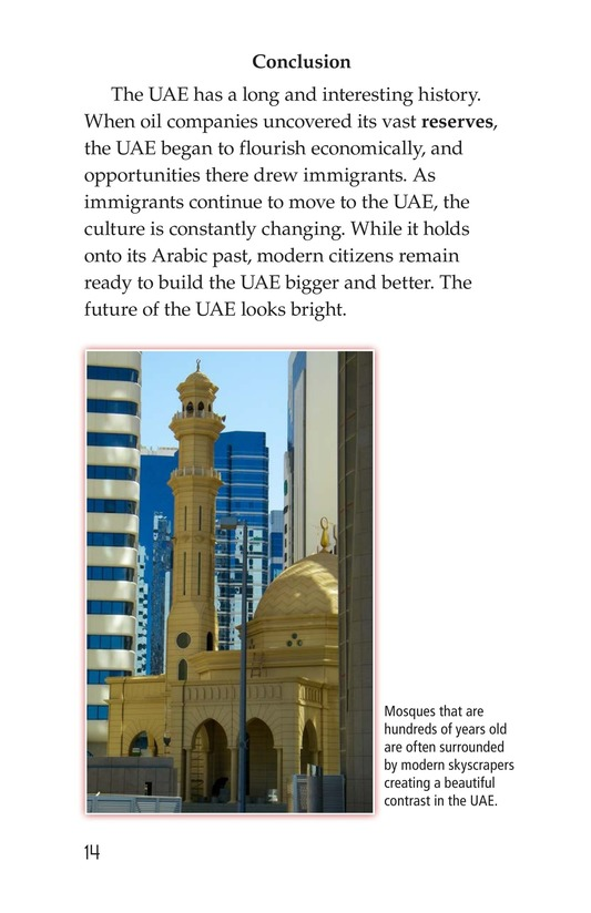 Book Preview For United Arab Emirates Page 14