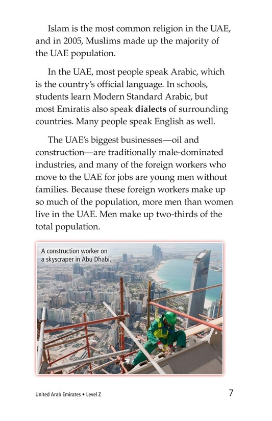 Book Preview For United Arab Emirates Page 7