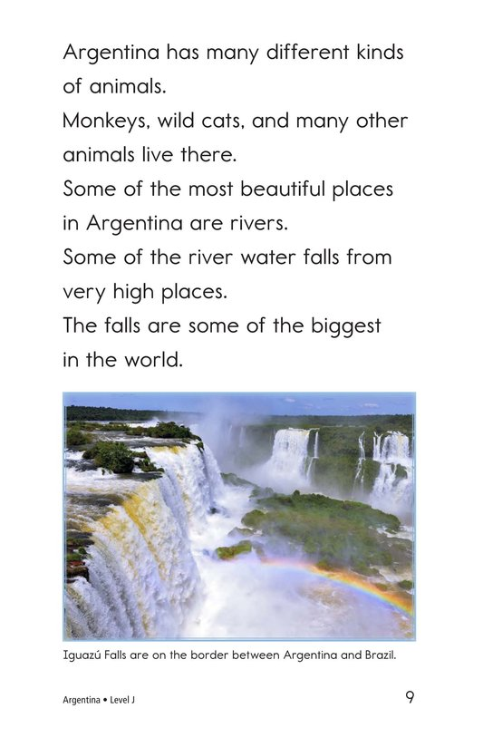 Book Preview For Argentina Page 9