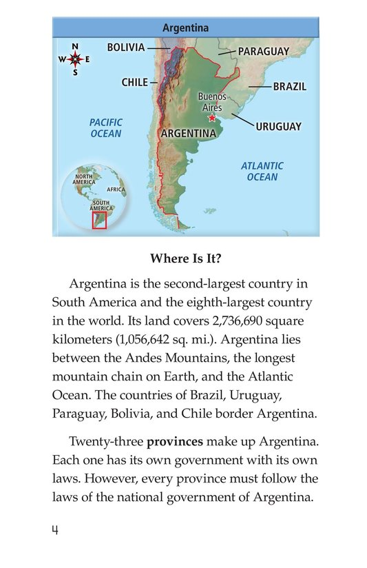 Book Preview For Argentina Page 4