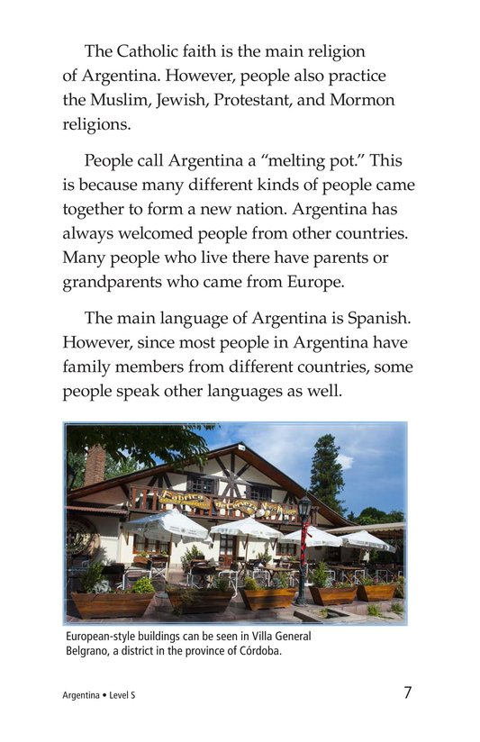 Book Preview For Argentina Page 7