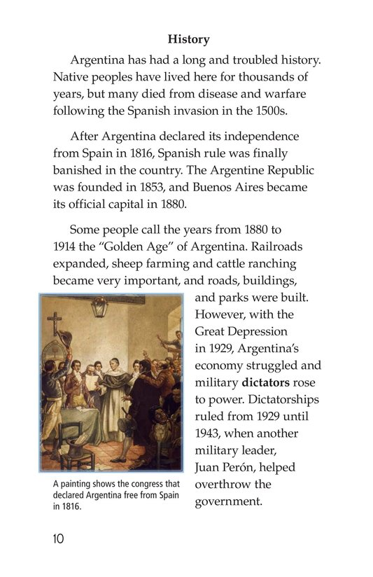 Book Preview For Argentina Page 10