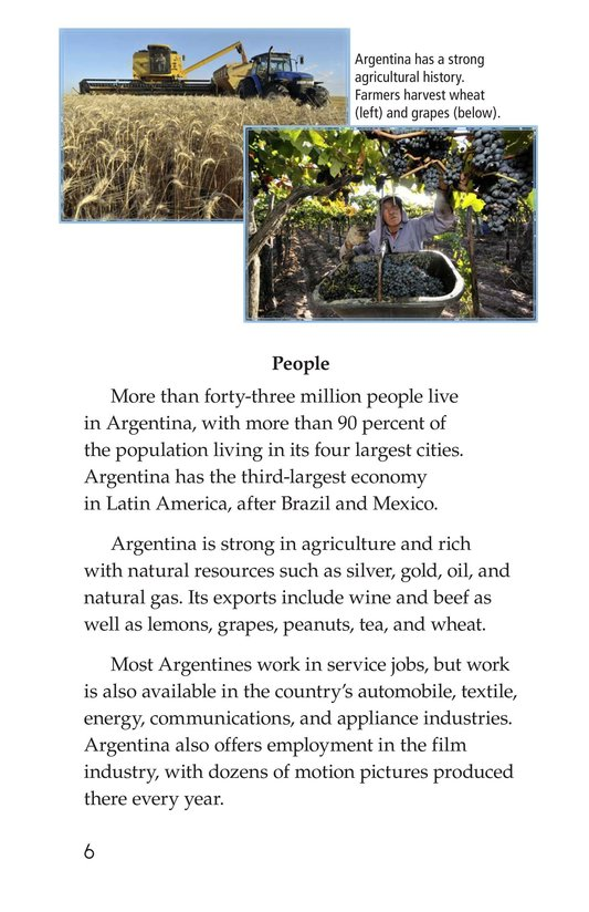 Book Preview For Argentina Page 6