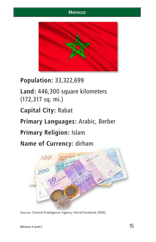 Book Preview For Morocco Page 15