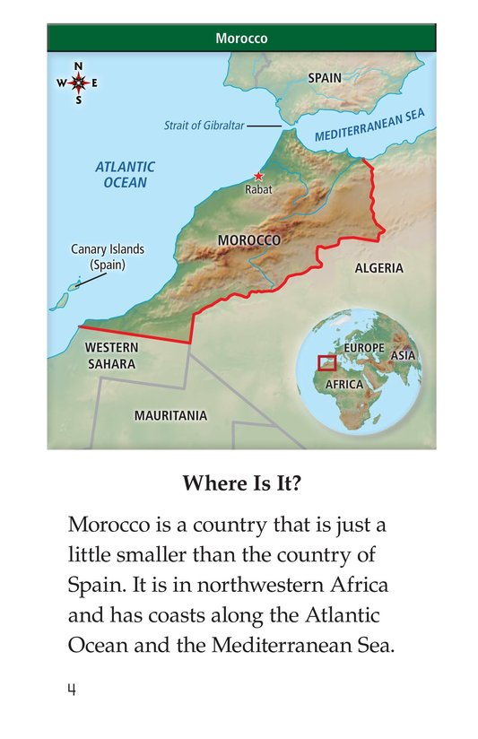 Book Preview For Morocco Page 4
