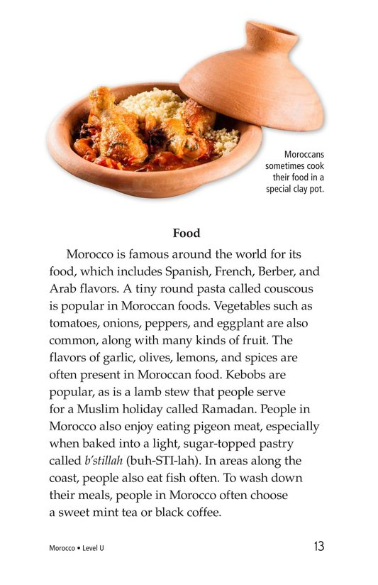 Book Preview For Morocco Page 13