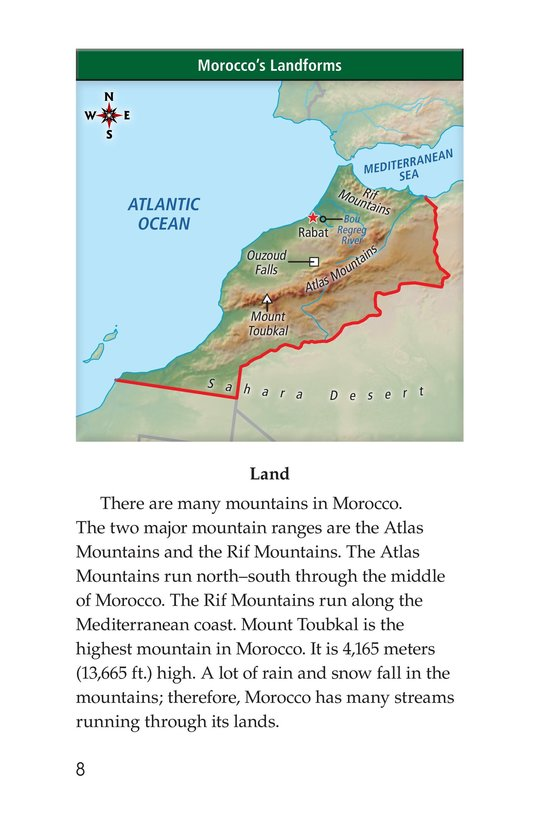 Book Preview For Morocco Page 8