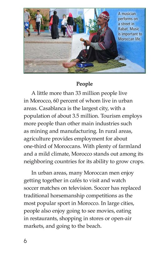 Book Preview For Morocco Page 6