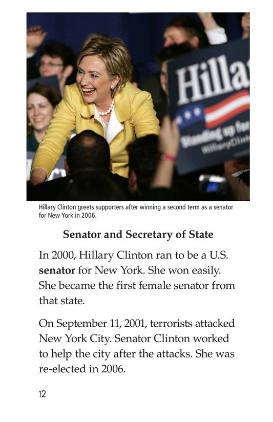 Book Preview For Hillary Clinton Page 12