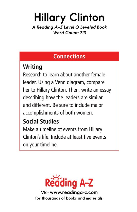 Book Preview For Hillary Clinton Page 17
