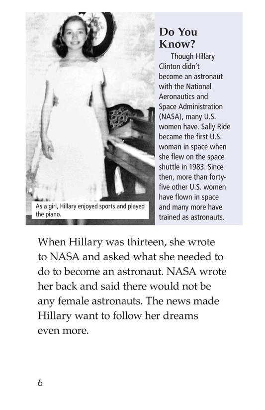 Book Preview For Hillary Clinton Page 6