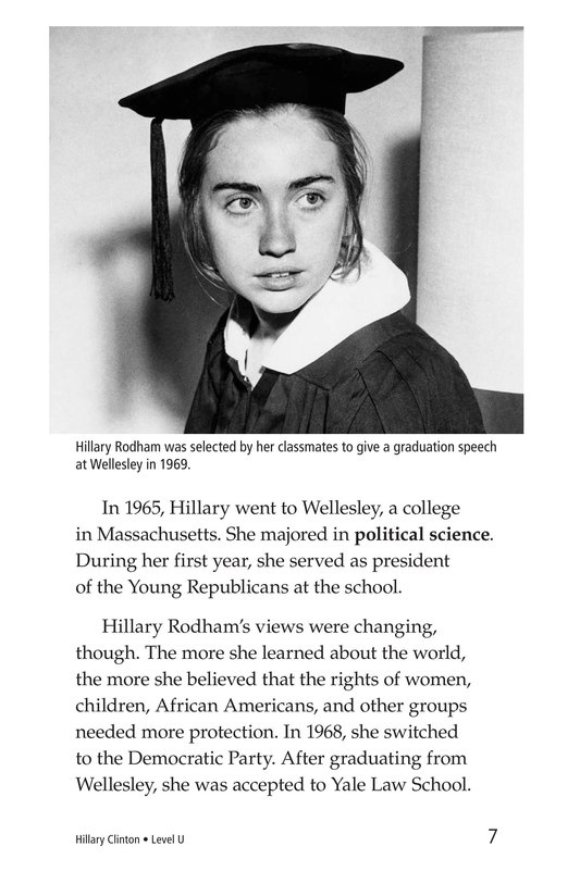 Book Preview For Hillary Clinton Page 7