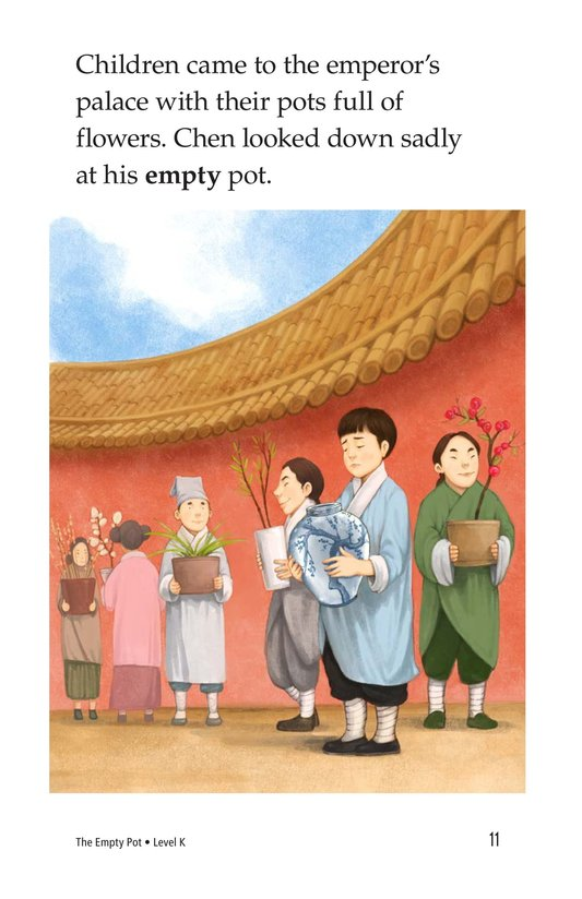 Book Preview For The Empty Pot Page 11