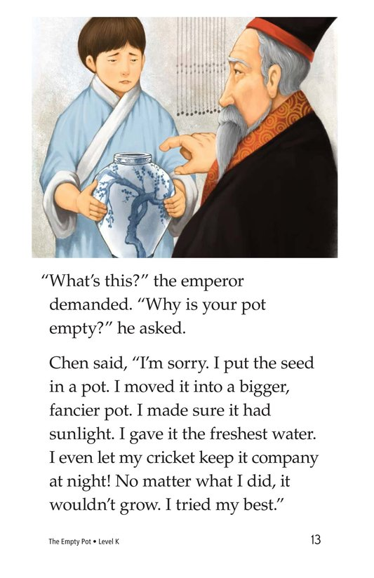 Book Preview For The Empty Pot Page 13