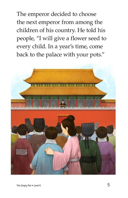 Book Preview For The Empty Pot Page 5