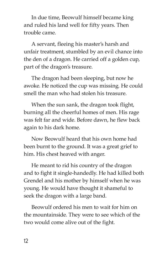 Book Preview For Beowulf Page 12