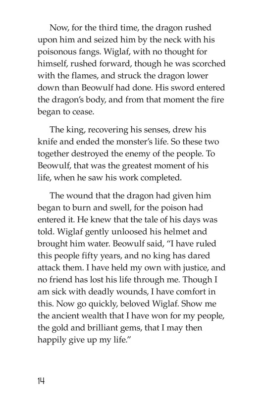 Book Preview For Beowulf Page 14