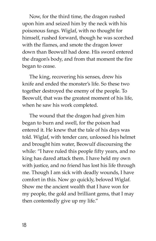 Book Preview For Beowulf Page 18