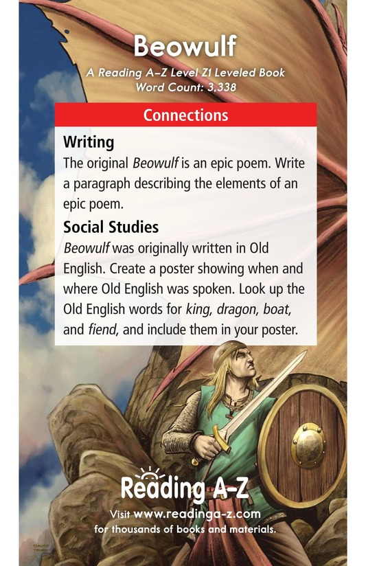 Book Preview For Beowulf Page 21