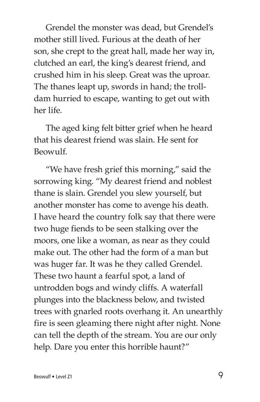 Book Preview For Beowulf Page 9