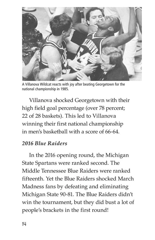 Book Preview For March Madness Page 14