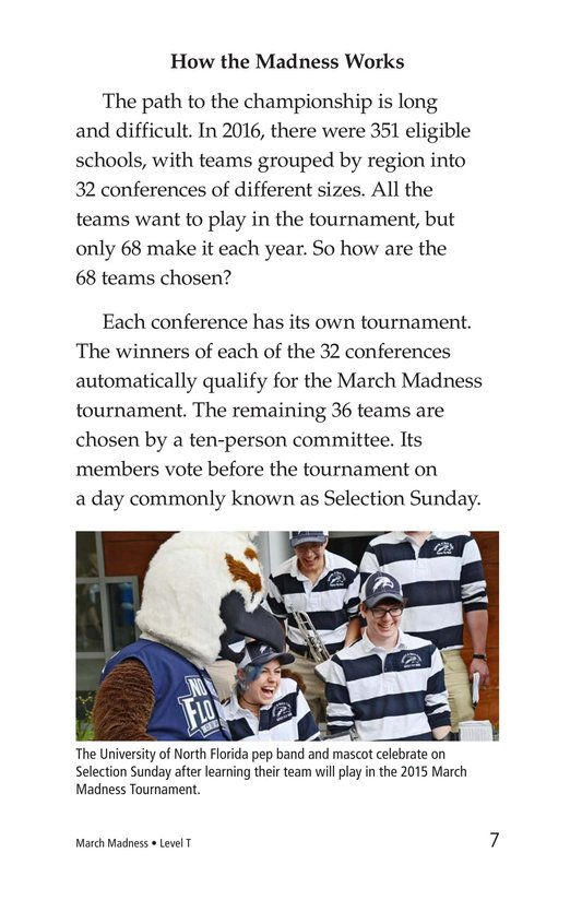 Book Preview For March Madness Page 7
