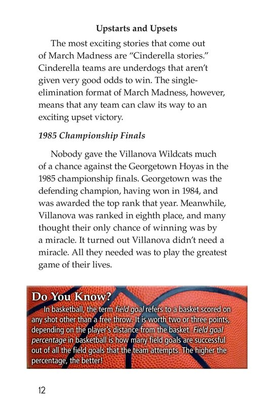 Book Preview For March Madness Page 12