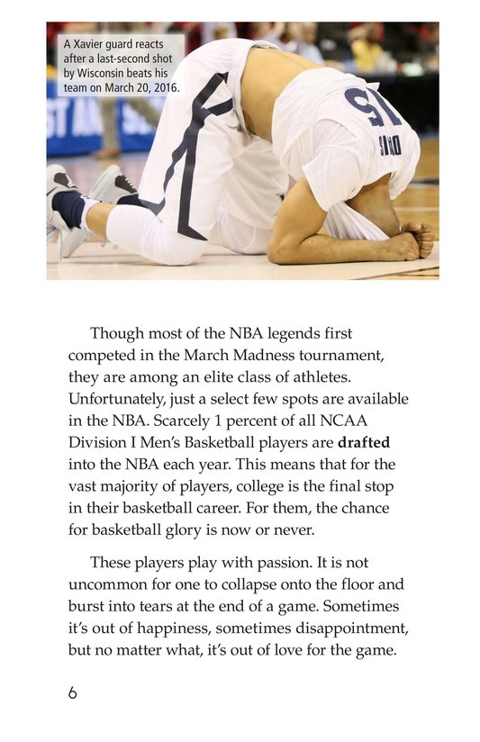 Book Preview For March Madness Page 6