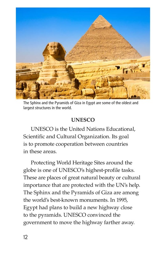 Book Preview For The United Nations Page 12