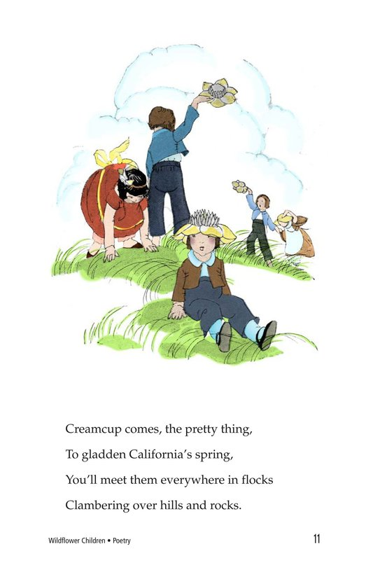 Book Preview For Wildflower Children Page 11