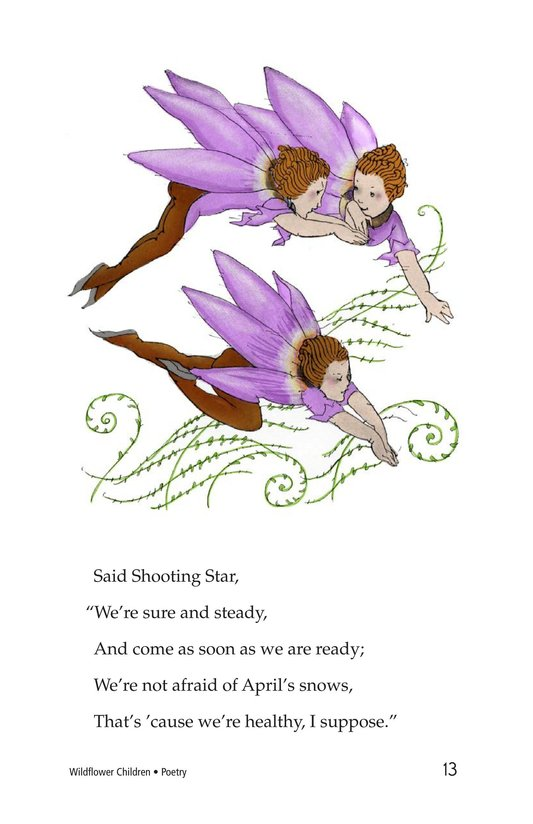 Book Preview For Wildflower Children Page 13